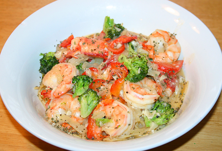 Seafood Pasta Recipes Seafood Pasta
