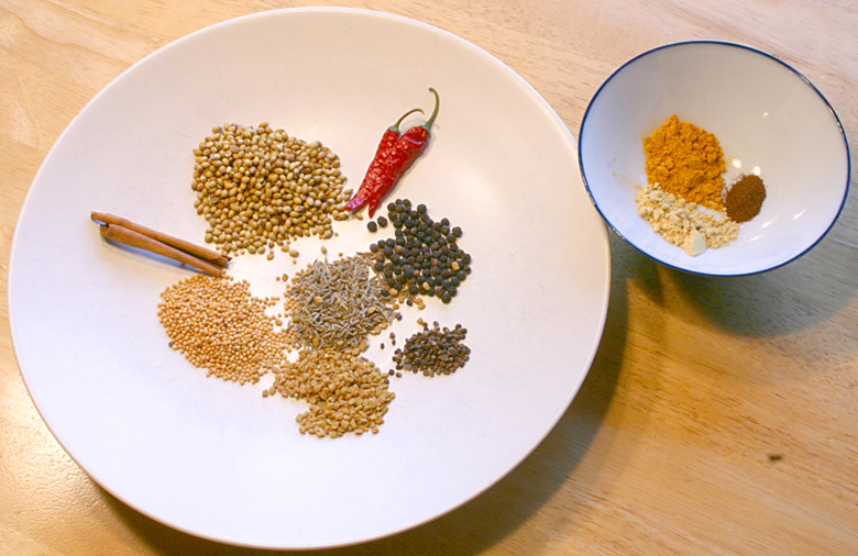 Curry Spices-Whole